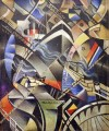 Christopher_Nevinson_The_Arrival_1913